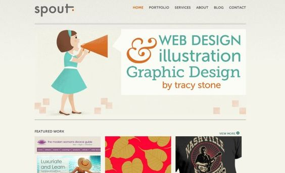 25 Websites with Outstanding Illustrations
