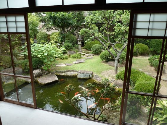 Traditional Japanese Homes Traditional Japanese Garden Elements