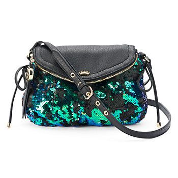 Juicy Couture Sequined Mini Crossbody Bag