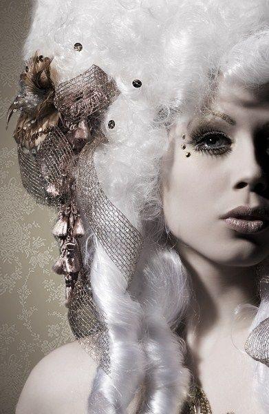 channeling Marie Antoinette
