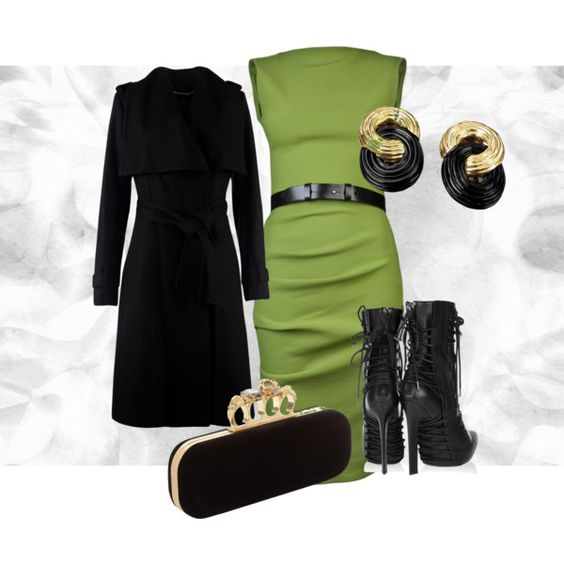 """sophisticated night"" by sandrasofyan on Polyvore"