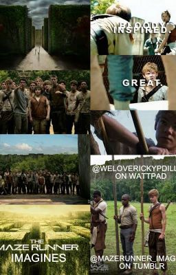 "Read ""Maze Runner Imagines - Newt Imagine 2"" #wattpad #fanfiction"