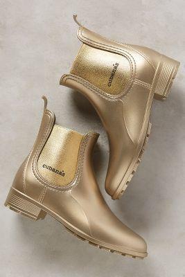 Trendy Rain Shoes