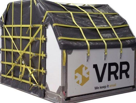 Vrr To Launch World S First Collapsible Main Deck Container Vrr A Global Leader In Innovative Uld Solutions Will Unveil The Collapse Product Launch Air Cargo