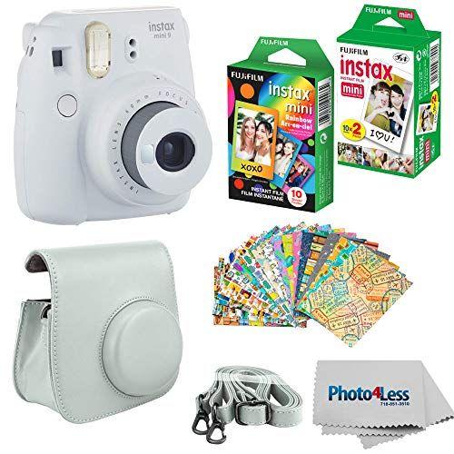 Fujifilm Instax Mini 9 Instant Film Camera Fujifilm Ins Https Www Dp B07qbqthvk Ref Cm Sw R Fujifilm Instax Mini Instax Mini Fujifilm Instax