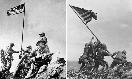 Marine Corps says names of the other Iwo Jima flag raisers were wrong