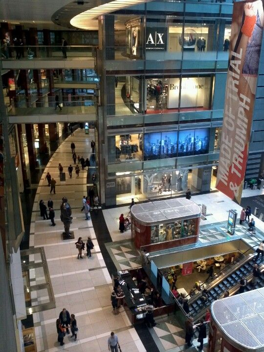 The Shops at Columbus Circle in #NYC. #columbuscircle  ~ including Whole Foods in the basement!