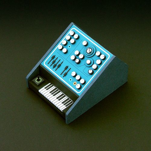 Art / Analogue Miniature 15 — Designspiration