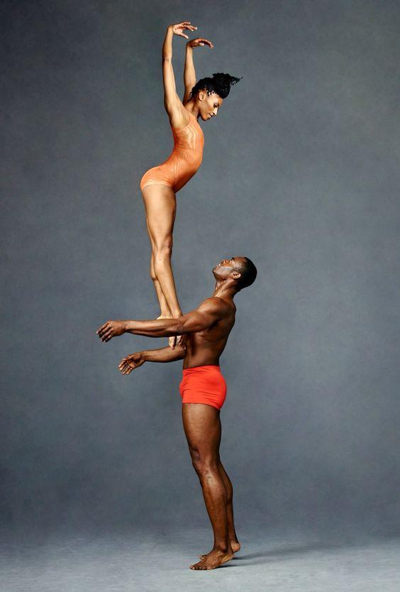 :::: ✿⊱╮☼ ☾ PINTEREST.COM christiancross ☀❤•♥•* ::::  Amazeballs!!!! Alvin Alley Dance