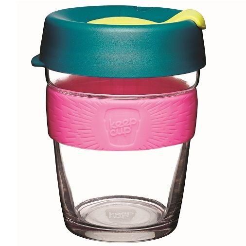 Keepcup Borosilikatglas Keep Cup Atom Becher Coffee To Go Becher Und Plastikbecher