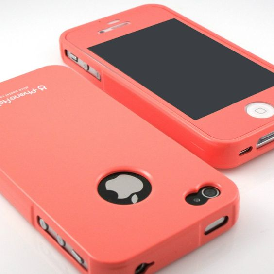 Color Coral - Coral!!! iPhone Case