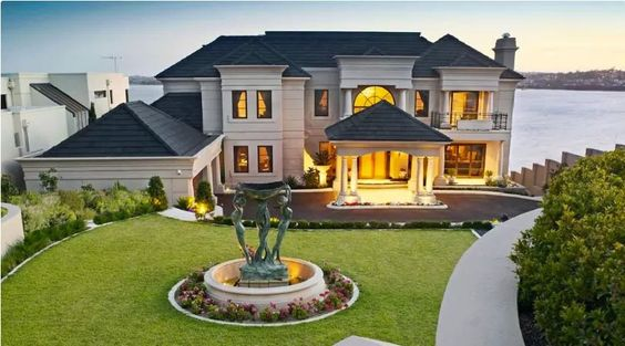 A house like this