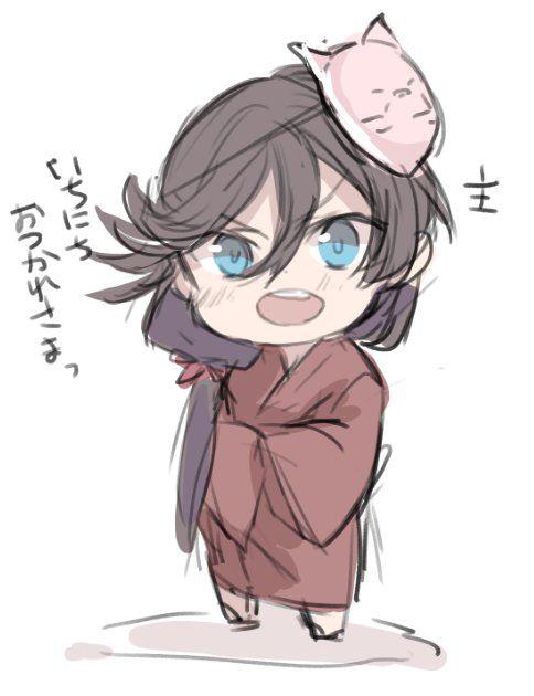9 트위터 anime touken ranbu anime guys
