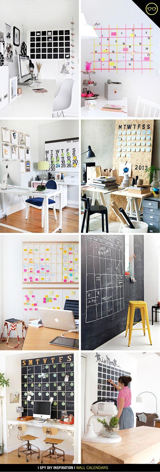 Office Calendar Wall : Pinterest the world s catalog of ideas