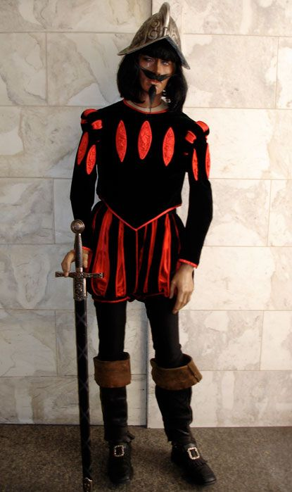 Don Quijote 2096 - Kostümverleih Breuer in München