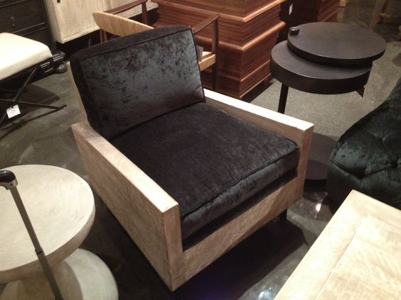 Another Noir Chair Option