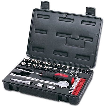 (click twice for updated pricing and more info) Apollo Tools - 41 Piece All Purpose Socket Set #all_purpose_socket_set http://www.plainandsimpledeals.com/prod.php?node=34734=Apollo_Tools_-_41_Piece_All_Purpose_Socket_Set_-_DT-1017#