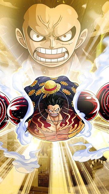One Piece Monkey D Luffy Minitokyo One Piece Wallpaper Iphone One Piece Anime One Piece Luffy