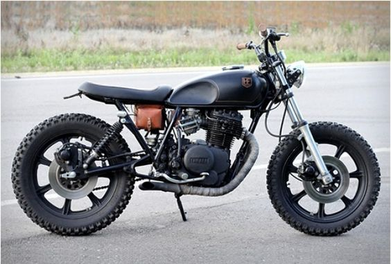 Yamaha XS400 | by Hold Fast Motors - Materialicious