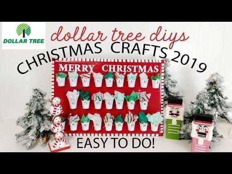 Dollar Tree Christmas 2019 Dollar Tree Diy Youtube Dollar Tree Christmas Dollar Tree Diy Diy Dollar Tree Decor