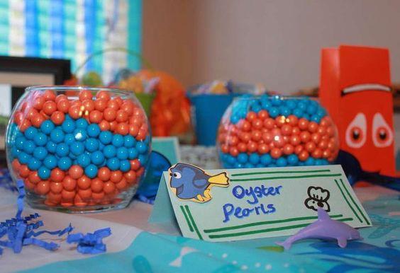 Finding Nemo Birthday Party Ideas | Photo 2 of 50