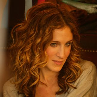 I couldn't help but wonder which titles Sarah Jessica Parker would choose for her Bookprint...: