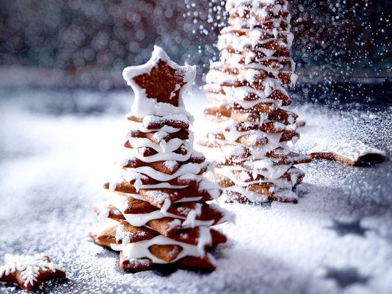 Plätzchen zum Ausstechen - Kekse toll in Form! - verschneite-tannenspitzen…