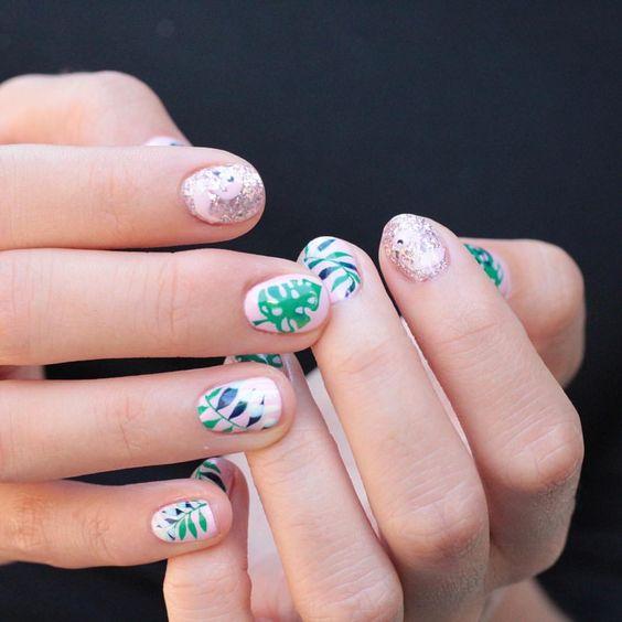 jungalow nails