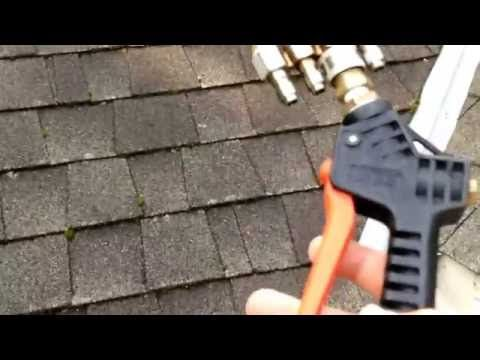 Roof Cleaning Stick Roof Cleaning Roofing Cool Roof