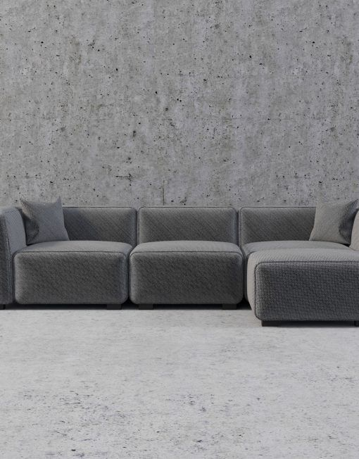 Soft Cube Modern Modular Sofa Set In 2020 Modular Sofa Sofa