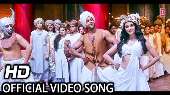 TU HAI Video Song - MOHENJO DARO Songs - Hrithik Roshan - Pooja Hegde, A...