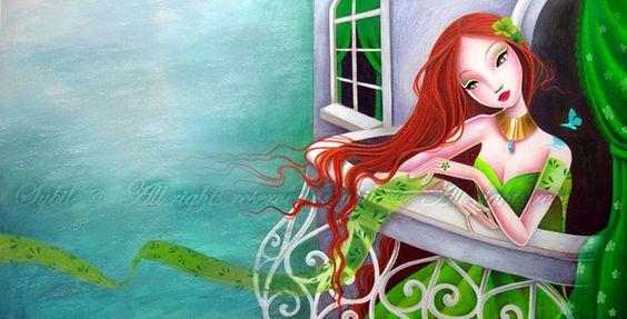 35-Illustrations de Sybile