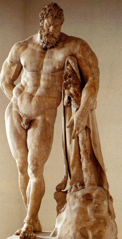 Hercules, well now: