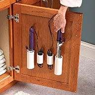 Clever and Useful Bathroom Storage Tips