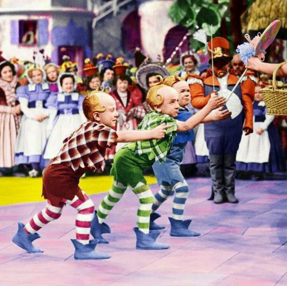 Kids Munchkin Costume