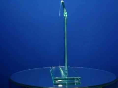 Glaspokal Glashaus edle Kristallglastrophäe für Ihre Wunschgravur