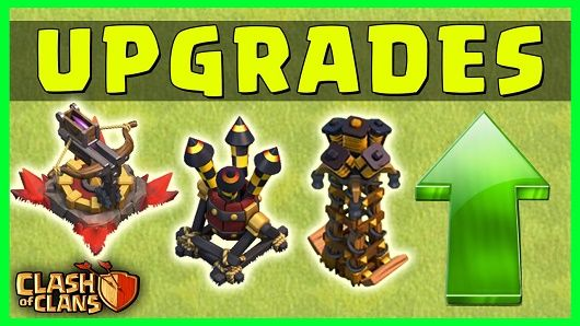 Clash of Clans Upgrade Priority Guide 2015 (What to Upgrade First) | Web Junkies Blog