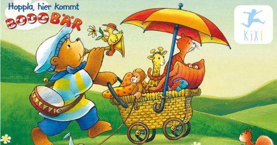 Hoppla, hier kommt Bodo Bär – Kinderkino