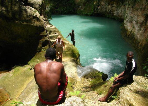Haiti. EXPERIENCE HAITI'S BEAUTY!