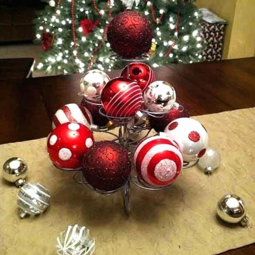 35 Best Diy Christmas Centerpieces Easy Creative Ideas 2020 Guide Christmas Tree Decorations Diy Christmas Tree Decorations Christmas Centerpieces Diy