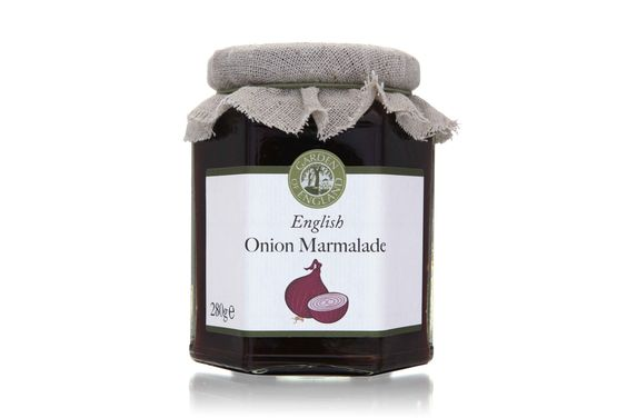 We take the seasons beautiful crisp red onions and slowly caramelise them with brown sugar and red wine to create a deliciously soft, sticky sweet treat with oodles of taste. Ambrosial with pates and terrines, dolloped onto grilled goats cheese or even added to casseroles and pot roasts.