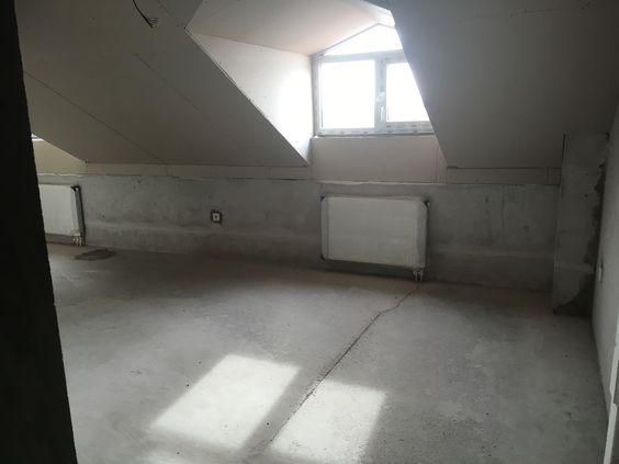 Помещение, где запланирован выход с первого уровня квартиры