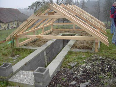 Gewächshaus bauen oder kaufen