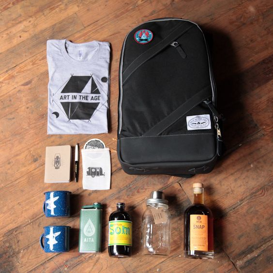 Art in the Age x Poler #campvibes Cocktail Kit - Promotions - SPECIALS