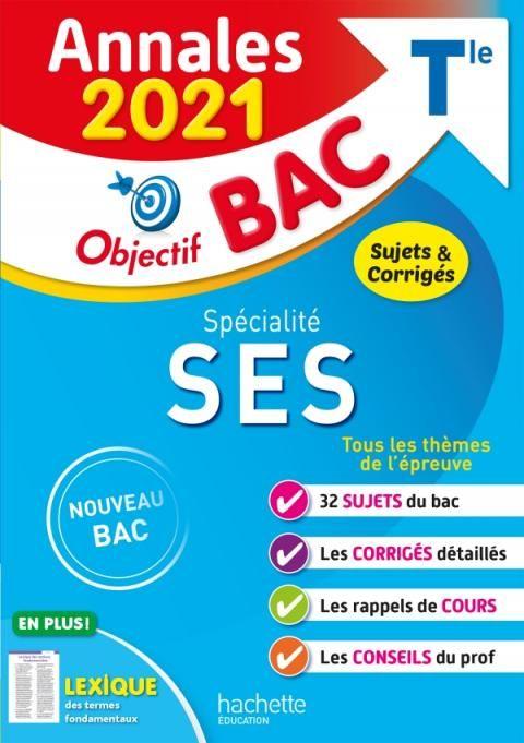 Annales Bac 2021 Spe Ses Term Annales Bac Sujet Du Bac Maths Terminale S