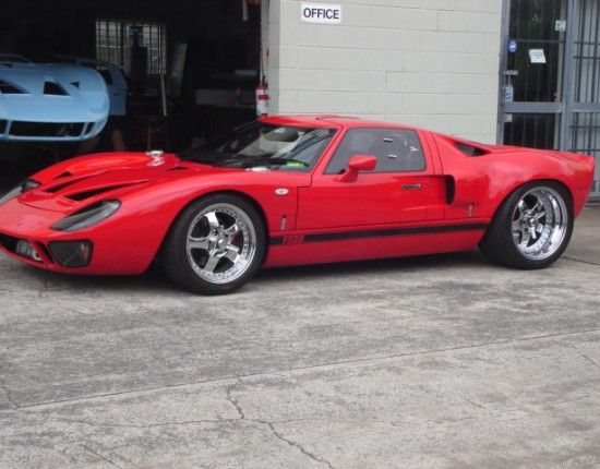 1969 Ford Gt40 Replica With Images Ford Gt40 Kit Cars Gt40