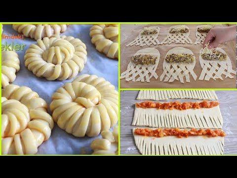 طريقة تشكيل المعجنات خطوة بخطوة كما تريدين تشكيل العجينة في اسرع وقت Youtube Food Middle Eastern Recipes Arabic Food