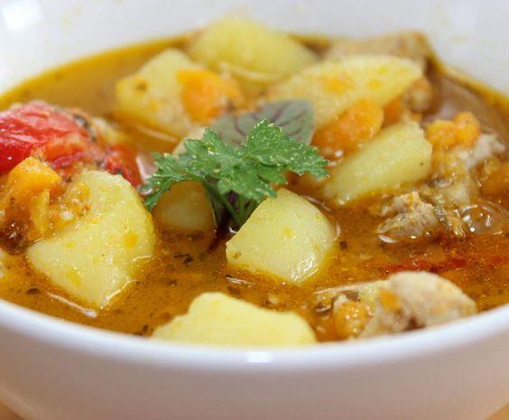 Rezept Gulasch-Topf von Heimchen - Rezept der Kategorie Hauptgerichte mit Fleisch