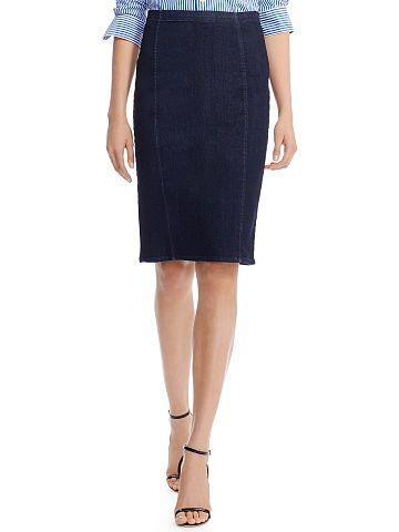 Denim Pencil Skirt - Polo Ralph Lauren Best Sellers - RalphLauren.com