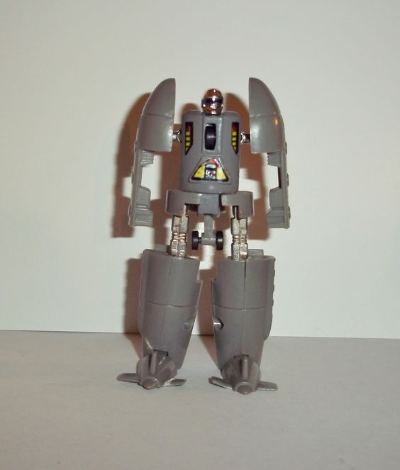 gobots DIVE DIVE submarine complete vintage grey tonka machine robo ban dai